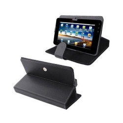 Housse universelle tablette tactile 10.1 pouces support étui Noir - www.yonis-shop.com