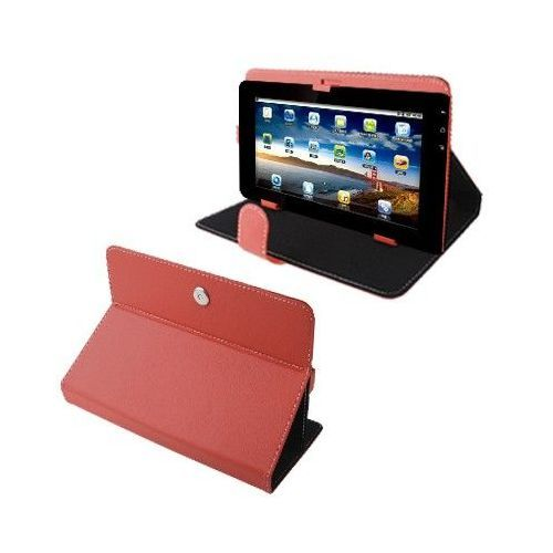 housse universelle tablette tactile 10 1 pouces coque protection support rouge ebay. Black Bedroom Furniture Sets. Home Design Ideas