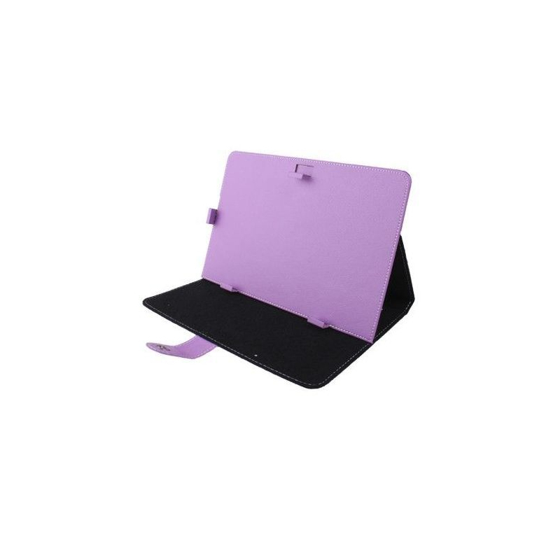 housse universelle tablette tactile 10 1 pouces support 233 tui violet