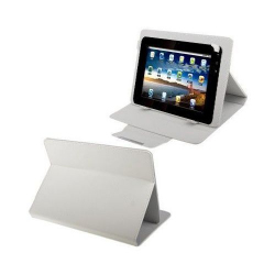 Housse universelle tablette tactile 10 pouces support étui Blanc - www.yonis-shop.com