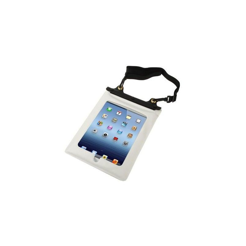 Housse tanche universelle ipad galaxy tab waterproof 10 for Housse etanche ipad