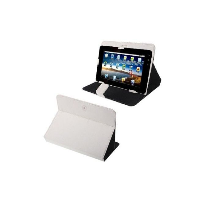 Housse universelle tablette tactile 10 1 pouces support for Tablette tactile cuisine