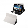 Housse universelle tablette tactile 10.1 pouces support étui Blanc - www.yonis-shop.com