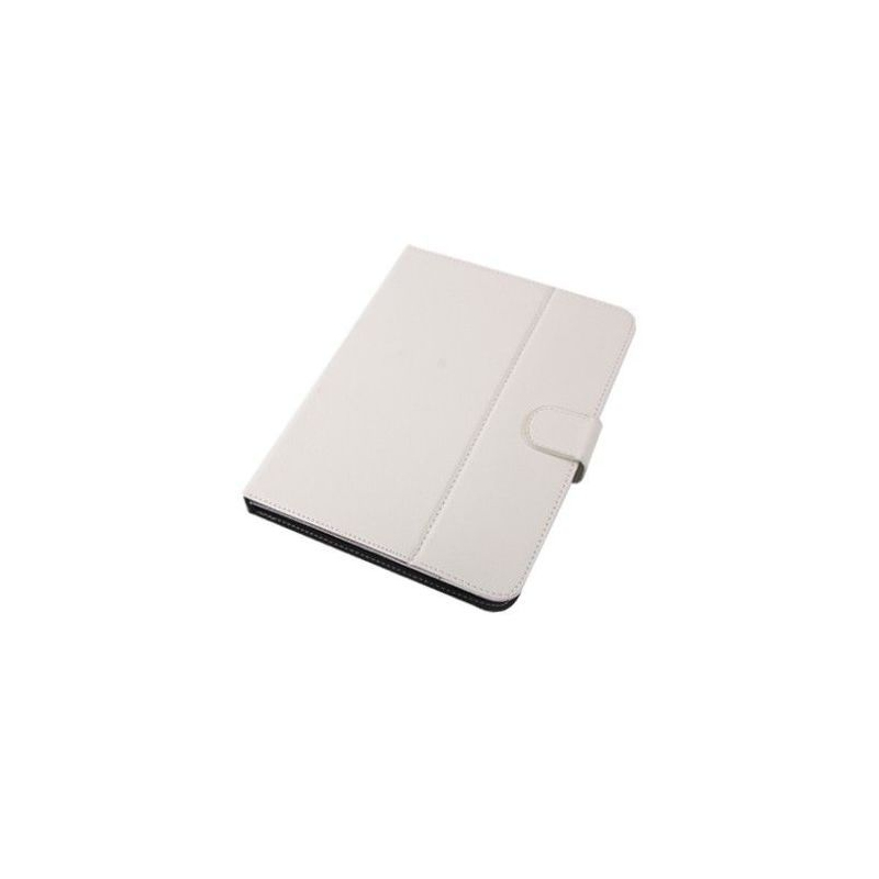 housse universelle tablette tactile 10 1 pouces support 233 tui blanc