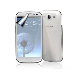 Film protection ecran Samsung Galaxy S3 I9300 anti-reflet - www.yonis-shop.com
