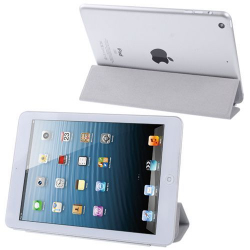 Smart Cover iPad Mini 7 pouces étui support Gris