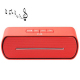 Enceinte sans fil Bluetooth kit main libre FM Micro SD USB Rouge - www.yonis-shop.com