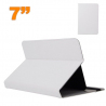 Housse universelle tablette 7 pouces support étui ajustable Blanc - www.yonis-shop.com