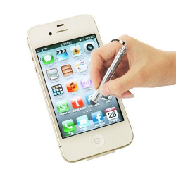 Stylet rétractable tablette tactile smartphone Samsung iPhone iPad - www.yonis-shop.com