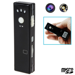 Mini camera espion appareil photo video chewing gum Micro SD USB