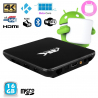 Mini PC Android 6.0 Octa Core 2Go RAM Kodi Smart TV Box 4K 16Go