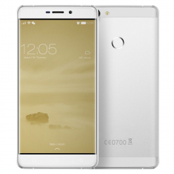 Smartphone 4G Android 6.0 Octa Core 2Ghz 4Go Ram 5.5 Fhd 32Go Argent