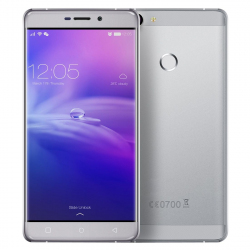 """Smartphone 4G Android 6.0 Octa Core 2Ghz 4Go Ram 5.5"""" Fhd 32Go Gris"""