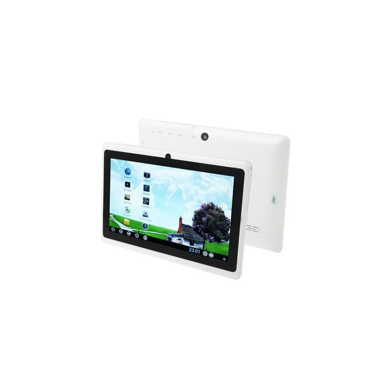 tablette tactile android 4 1 jelly bean 7 pouces hdmi 4 go blanc. Black Bedroom Furniture Sets. Home Design Ideas