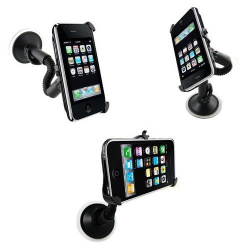 Support voiture iPhone 3G 3GS holder auto - www.yonis-shop.com